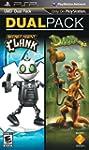 Daxter and Secret Agent Clank PSP UMD...
