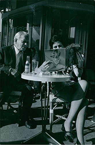 vintage-photo-of-man-and-woman-siting-and-drinking-reading-a-magazinefor-and-against-pornography-in-