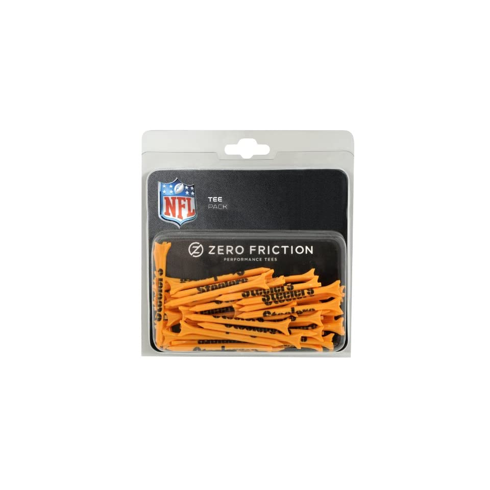 NFL Pittsburgh Steelers Zero Friction Tee Pack