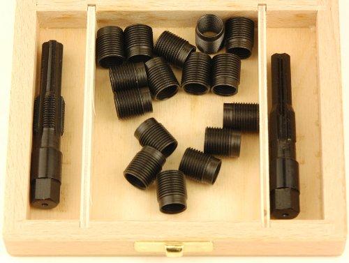 coffret kit reparation bougie de prechauffage tarauds et fili res. Black Bedroom Furniture Sets. Home Design Ideas