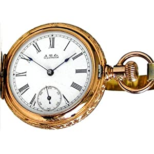 pocket watches made in usa