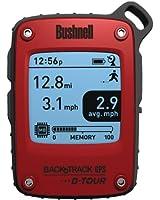 Bushnell BackTrack D-Tour GPS Rouge