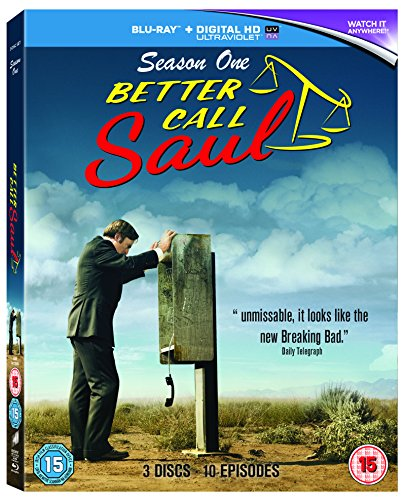 Better Call Saul [Reino Unido] [Blu-ray]