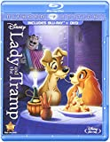Lady and the Tramp (Diamond Edition) (Blu-ray + DVD)
