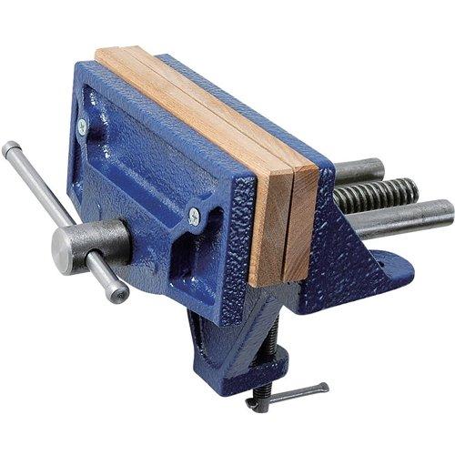 木工バイス 165mm V-6/リードバイス/万力/ガレージバイス 【SK-11】