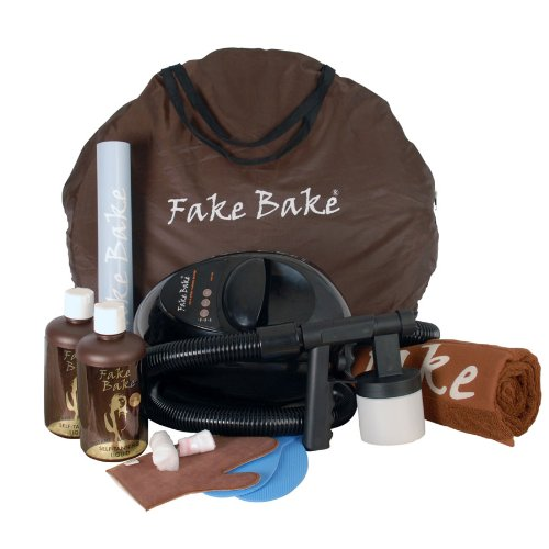 Fake Bake Airbrush Tanning Package (Fake Bake Spray compare prices)