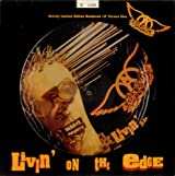 Aerosmith - Livin' On The Edge UK 12