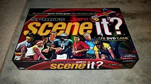 Scene It Sports DVD Game - Powered by ESPN - 1