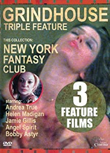 York Fantasy Club Grindhouse Triple Feature