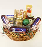 Deli Directs Gourmet Christmas Snack Basket