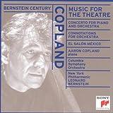Bernstein Century (Copland: Music For The Theatre)