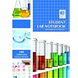 Student Lab Notebook: 100 Top Bound Carbonless Duplicate Sets ~ Hayden-McNeil