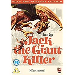 Jack the Giant Killer [1962]   [Blu-ray]