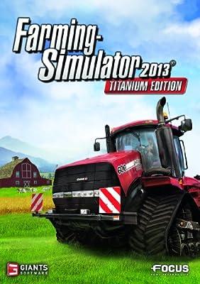 Farming Simulator 2013 Titanium Edition (Mac) [Online Game Code]