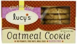 Dr Lucy's Gluten Free Oatmeal Cookie Box 156 g (Pack of 8)