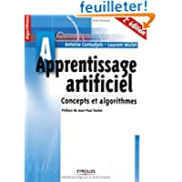 Apprentissage artificiel - Concepts et algorithmes