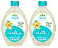 Sesame Street Nourishing Naturals Bubble Bath 16 oz 2 Pack from The Village Company