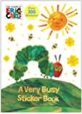 A Very Busy Sticker Book (The World of Eric Carle) (Deluxe Stickerific)