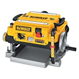 DEWALT DW735 13-Inch, Two Speed Thickness Planer