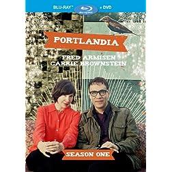 Portlandia Blu-ray/DVD
