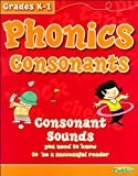 Flash Kids Phonics: Consonants (Flash Kids Workbooks)