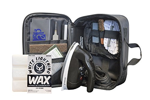 Demon Complete Tune Kit with Wax (Demon Snowboard Wax compare prices)