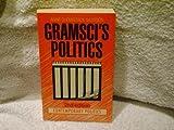 img - for Gramsci's Politics (Contemporary Politics) book / textbook / text book