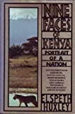 img - for Nine Faces of Kenya: Portrait of a Nation book / textbook / text book