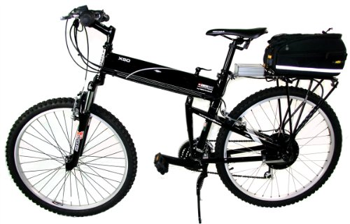 Electric Bike - Enforcer Mountain Extreme - 18 Inch Frame - Amazing Acceleration And Torque