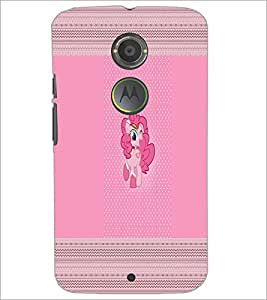 PrintDhaba Cartoon D-3556 Back Case Cover for MOTOROLA MOTO X2 (Multi-Coloured)