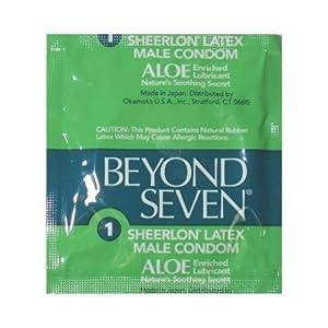 Okamoto Beyond Seven Aloe 500 Count