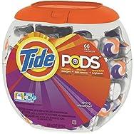 Tide Liquid Laundry Detergent Pods-66CT TIDE PODS DETERGENT