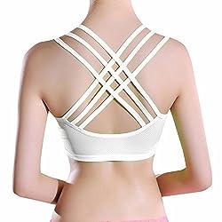 Spangel Fashion New Fancy Sports Bra (Free Size, Size of 28 to 36)