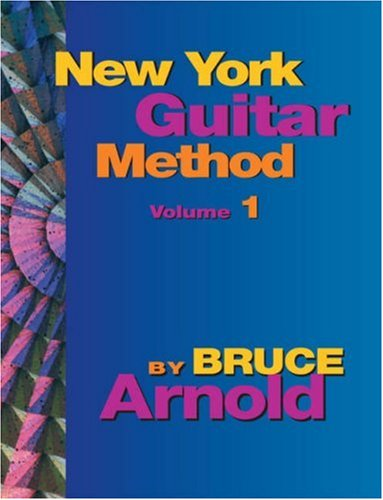 New York Guitar Method Volume 1 (Guitar New York compare prices)