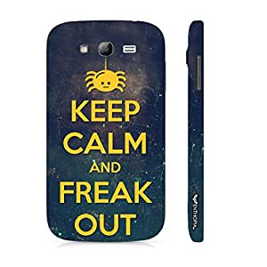 Samsung Galaxy Grand 2 FREAK OUT designer mobile hard shell case by Enthopia
