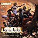 Boston Jacky: Bloody Jack, Book 11 (       UNABRIDGED) by L. A. Meyer Narrated by Katherine Kellgren