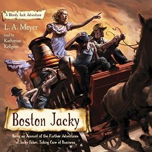 Boston Jacky Audiobook