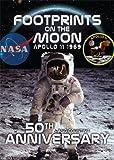 Footprints on the Moon Apollo 11 1969