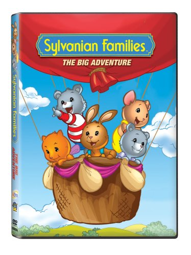 Sylvanian Families: The Big Adventure [DVD] [Region 1] [US Import] [NTSC]