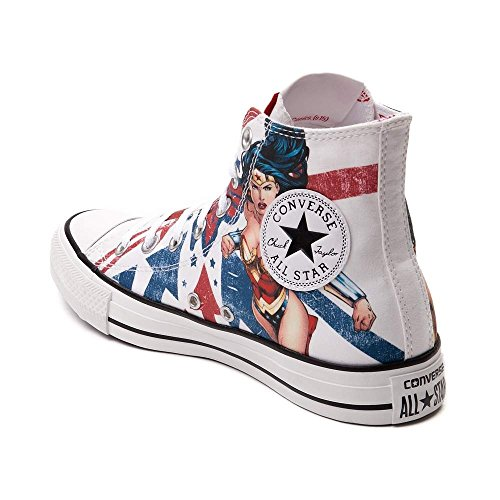Converse Chuck Taylor Men's Sneaker DC Comics Wonder Woman (Men's 11)