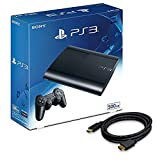 PlayStation3 チャコール・ブラック 500GB (CECH4300C) 【Amazon.co.jp限定特典】ホリHDMIケーブルETHERNET(2m)ブラック付