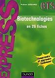 echange, troc Fabien Cézard - Biotechnologies en 26 fiches