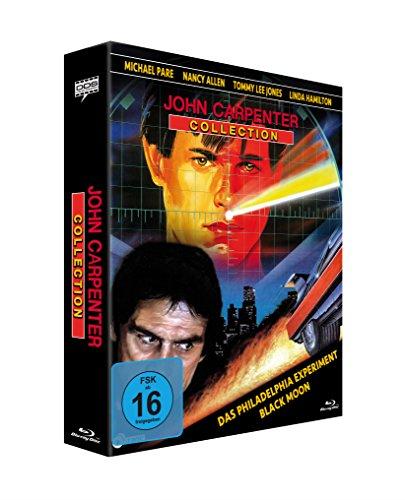 John Carpenter Collection (Das Philadelphia Experiment - Black Moon) [Blu-ray]