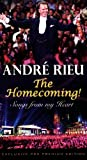 Andre Rieu: The Homecoming! Songs From My Heart (Exclusive PBS Premium Edition) [VHS]