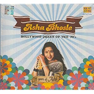 Asha Bhosle: Bollywood Queen of the 70's