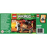 LEGO Ninjago: Hidden Sword Set 30086 (Bagged)