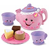 Fisher-Price Laugh & Learn Say Please Tea Set ~ Fisher-Price