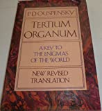 Tertium Organum a Key to the Enigmas of the World