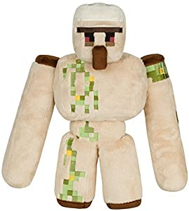 Coolfly Fan Iron Golem Plush Action Figure 36cm