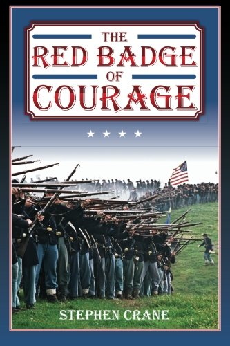 red badge of courage color imagery essay This research paper symbolism in red badge of courage and the title itself includes the color red relating it to battle a red badge would be a wound essay.